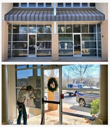 Window Tinting in Wake Forest / Wake County, NC.